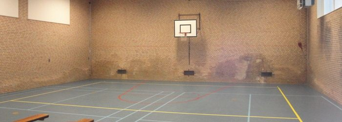Project gymzaal Margraten